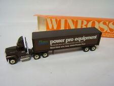Winross Horst Group Power Pro Equipment tractor trailer