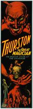 """M71 enorme de 17 """"X51"""" Vintage 1903 Magic Usa Wonder Show Mago Cartel"""