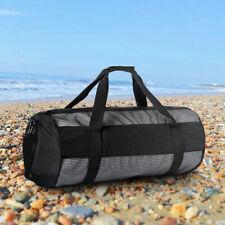 Mesh Gear Bag Snorkel Equipment Carry Bag for Mask Fins Diving Surfing Gear D7A7