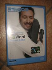 CD N° 3 COMPUTER IO POSSO MICROSOFT WORD LIVELLO BASE