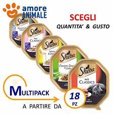 MULTIPACK Sheba - Confezioni Vaschette Assortite 85 gr. - alimento x gatto gatti