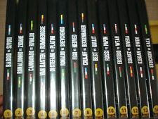 14 DVD DUELLI D'ORO LA LEGGENDA DEL PALLONE D'ORO OPERA COMPLETA RIVERA BAGGIO