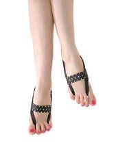 Ashipita Fashion 3in1 Fuß-Bandage Fuß-Fehl-Stellungen ersetzt Einlagen Swarovski