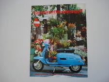 advertising Pubblicità 1977 LAMBRETTA ELEGANT 150  DL