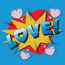 Adesivi murale decocrazione : Love ref 11019 11019