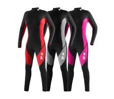 PI-PE Neoprenanzug lang Pure 3mm Damen Surfanzug Tauchanzug Schwimmanzug