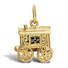 Jewelco London Oro Amarillo 9k encanto colgante