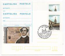 2002 ITALY REPUBBLICA IPZS 2 CARTOLINE POSTALI MARTIRI DI BELFIORE NUOVA B/6597