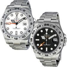 Rolex Explorer II Automatic Stainless Steel Men's Watch 216570