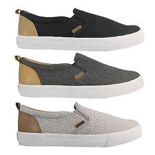 Djinns Slider Fishburn Herren-Sneaker Slip-On Halbschuhe Sommerschuhe Schuhe