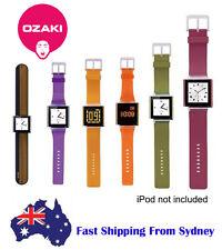 Ozaki iCoat iPod nano 6G Watchband Turns your iPod nano into a watch