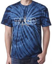"Tie-Dye Taco Charlton Dallas Cowboys ""LOGO"" jersey T-Shirt  Shirt"