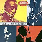 Testament Records Sampler by Various Artists (CD, Apr-1995, Testament Recs) new