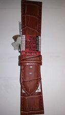 Correas Diloy de piel de 26mm. para relojes