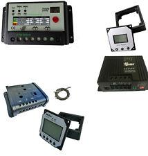 20A Dual Battery Solar Charge Controller / Regulator for 12V or 24V Batteries