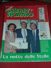 """GUERIN  SPORTIVO  N° 29  DEL  21-27 LUGLIO 1982  """" LA NOTTE DELLE STELLE """""""