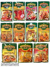 Ikan Laksa Johor/Rendang/Curry Chic/Fish/Thai/Portuguese Fish/Sambal and more!!