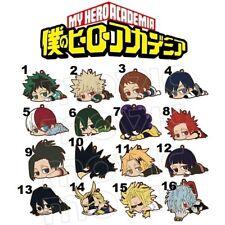 Banpresto My Hero Academia Movic Papa Ver Anime Rubber Strap Charm Keychain Gift