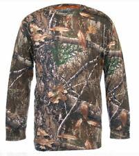 Costa Realtree Edge Camo Long Sleeve T-shirt Pick Size-Free Ship Black