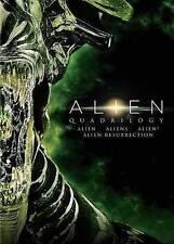 Alien Quadrilogy (DVD, 2014) NEW