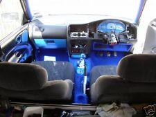 Cabe Ford Escort Mk5 Mk6 Mk7 gear&handbrake Azul Blanco