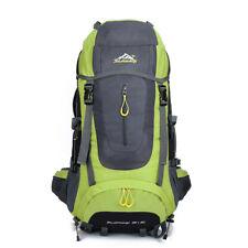 70L Bags Climbing Camping Hiking Travel Trekking Outdoor Sport Rucksack Backpack
