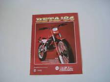 advertising Pubblicità 1984 MOTO BETA TR 32 TR32