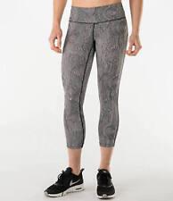 Nike Damen Dri Fit Zen Epic Running Tight Fit Caprihosen sparen $45!!! kleine Ausführung