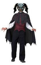 vampire count dracula blood thirsty child halloween costume