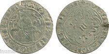 Philippe VI, Jeton de compte type chaise d'or, cuivre, patine, SUP - 57