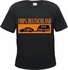 ANTI-HOLLAND T-Shirt - Wohnwagen - S bis 3XL -  für deutschland fans wm em brd