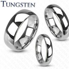 Tungsten Wedding Ring Band Size 4.5,5,5.5,6,6.5,7,7.5,8,9,10,11,12,13,14 (f35)