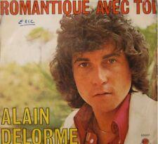 ALAIN DELORME romantique avec toi/le grand amour SP 75+