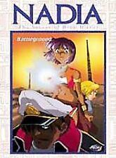 Nadia: Secret of the Blue Water Vol. 4 - Battleground (DVD, 2001)