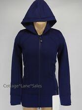 NEW LULULEMON Daily Practice Jacket 4 Hero Blue  NWT Hoodie FREE SHIP