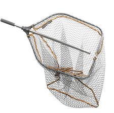 Savage Gear NEW Lure Fishing Pro Folding Landing Net Fixed Handle  *All Sizes*