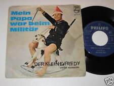 """7"""" Single/DER KLEINE FREDY/MEGARAR/Philips 341747"""