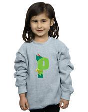 Disney Niñas Alphabet P Is For Peter Pan Camisa De Entrenamiento