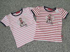 Salt & Pepper Girls T-Shirt Piratenbraut Herz  ringel  NEU  92/98, 104, 116, 128