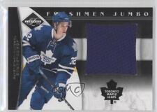2011-12 Limited Freshmen Jumbo Materials 2 Joe Colborne Toronto Maple Leafs Card