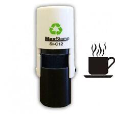 Loyalty Card Stamp Coffee Mug Self Inking Cafe, Night Club,Coffee Shop, Hotel