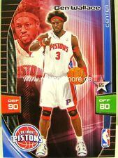 Panini NBA Adrenalyn XL 2010 - Detroit Pistons aussuchen