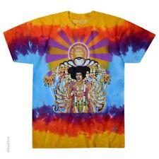 Jimi Hendrix Axis Bold As Love M, L, XL, 2XL Tie Dye T-Shirt