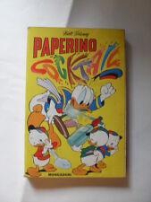 CLASSICI WALT DISNEY PAPERINO COCKTAIL 1°ED.1968 CON BOLLINO