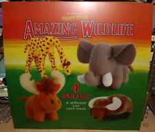 McDonalds Happy Meal Amazing Wildlife Toy Advertising Sign