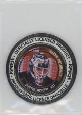 1998-99 Katch Irwin Coins #57 Curtis Joseph Edmonton Oilers Hockey Card