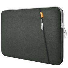 Laptop Sleeve Waterproof Shock Resistant Bag Case with Accessory Pocket