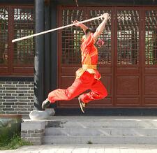 "70/"" Wushu Wax Wood Staff"