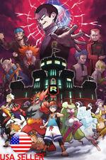 "Pokemon Switch Wii Video Game 36"" x 24"" Large Wall Poster Print Fan Art"