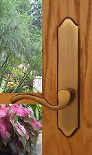 FPL Imperial Passage Door Lever Set & Back Plates; Closet Hallway Bedroom Doors